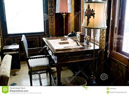 hearst castle dining room study table hearst castle editorial stock photo image of pool