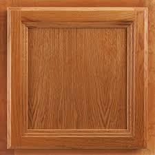 Oak Cabinet Doors American Woodmark 13x12 7 8 In Cabinet Door Sle In Ashland Oak