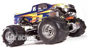 future solid axle monster trucks rc car action