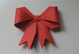 paper ribbon how to make a paper bow ribbon hd