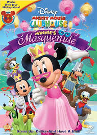amazon mickey mouse clubhouse minnie u0027s masquerade