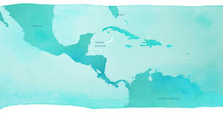 Grand Cayman Islands Map Learn About The Cayman Islands Provenance Properties