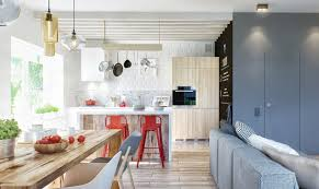 fascinating industrial residential kitchen featuring rectangle