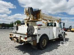 international digger derrick trucks in pennsylvania for sale