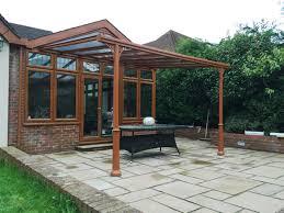 Veranda Patio Cover Glass Roof Carport Patio Cover And Veranda