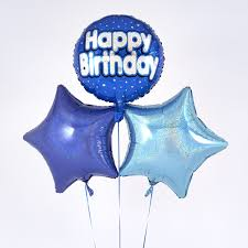 birthday balloons for him balloon bouquets with free delivery card factory