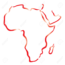 Empty Map Of Africa by 37 397 Africa Continent Cliparts Stock Vector And Royalty Free