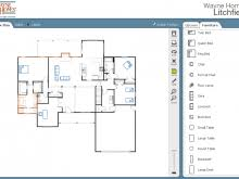 online floor plan free free floorplan design