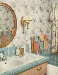 Vintage Home Decorating 114 Best 1960s Bathroom Images On Pinterest 1960s Vintage
