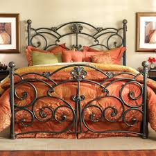 wrought iron twin bed ideas restoration old wrought iron twin