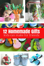 12 homemade gifts kids can help make for friends and neighbors