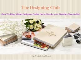 best photo albums online wedding album design online