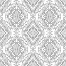 deco abstract vector seamless geometrical pattern from