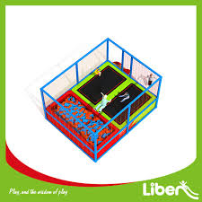 china 1 10 indoor trampoline bed for commercial business mini