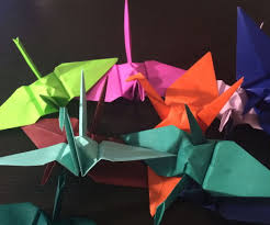 how to fold a paper crane 18 steps