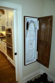 ironing board closet cabinet mirror ironing board closet cheap ironing board design ideas with