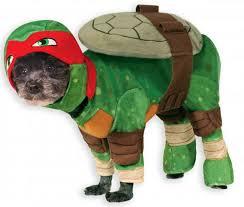 Tmnt Halloween Costumes Teenage Mutant Ninja Turtles Raphael Halloween Pet Costume
