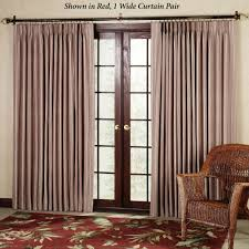 miraculous make sliding panel curtains panel curtains sliding door