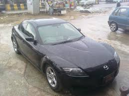 mazda sports cars for sale rx8 2005 black color for sale lahore pakistan free classifieds