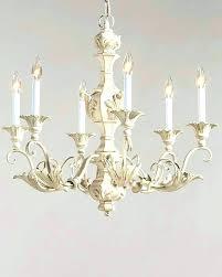 Wooden Chandeliers Lighting Mesmerizing Country Chandelier Lighting White Wood Chandelier