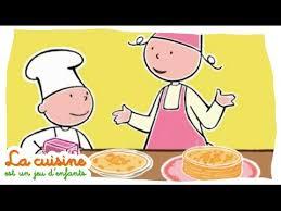 jeux de cuisine d crêpes la cuisine est un jeu d enfants