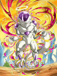 hell conquering ambition frieza final form angel dragon ball
