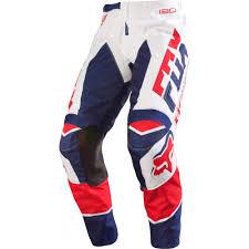 fox honda motocross gear fox 180 honda motocross pant white 2016 mxweiss motocross shop