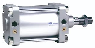 pneumatic cylinder with piston rod airtec pneumatic gmbh