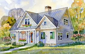 Southern Living House Plans With Pictures May Isle Cottage Southern Living House Plans