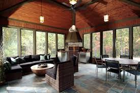 three season porch and four season porch in madison wi home