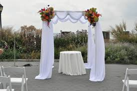wedding chuppah rental wedding arch rental chuppah rental nyc island new