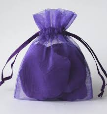 organza bag buyorganzabags 3 x4 purple organza bag 3 x4 organza bags