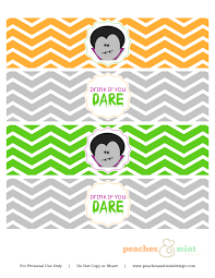 Free Printables For Halloween by Free Halloween Printables From Peaches U0026 Mint Design Catch My Party