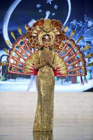 the 20 most decadent costumes of the miss universe pageant
