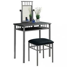 Bathroom Vanity Sets Cheap by Vanity Set With Stool And Lighted Mirror Simple Custom Makeup