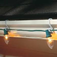 Christmas Rope Light Gutter Clips by Best 25 Gutter Clips Ideas On Pinterest Camper Lights Awning