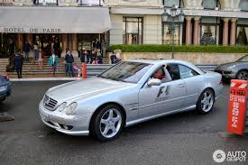 limited edition mercedes mercedes cl 55 amg f1 limited edition 2 may 2014 autogespot