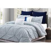 Blue And White Comforters 100 Percent Cotton Comforters