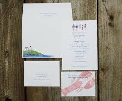 wedding invitation suites buoys wedding invitation el s cards