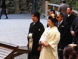 life with hubby japanese wedding
