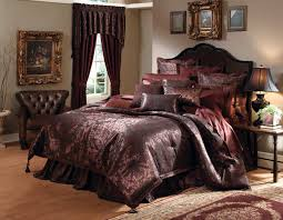 elegant bedspreads basilia 4pc california king comforter set