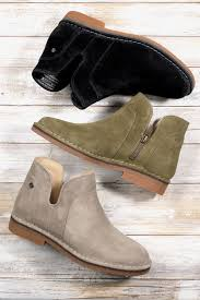 hush puppies s boots sale catelyn suede ankle boots by hush puppies travel smith