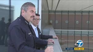 david ono abc7com lapd chief lasd sheriff discuss lessons learned from la riots