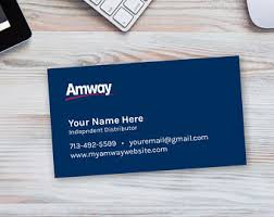 amway etsy