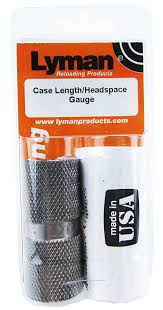 amazon com lyman reloading 308 win case length headspace gauge