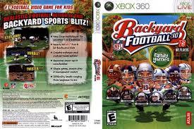 Backyard Sports Football Backyard Football 2010 Xbox Outdoor Furniture Design And Ideas