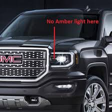 led lights for 2014 gmc sierra 2016 2018 gmc denali led headlights