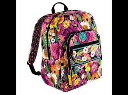 bloom backpack vera bradley cus backpack va va bloom