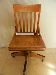 Marble Chair Co Antique Banker Office Chair Finish B L Marble Chair Co