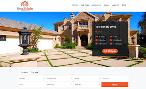 Real Estate Bootstrap Template by Top 20 Best Real Estate Free And Premium Themes For Wordpress